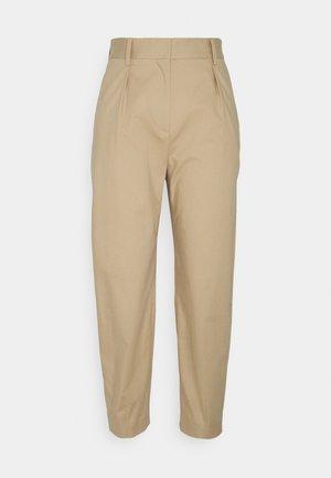 PAKIN - Trousers - beige