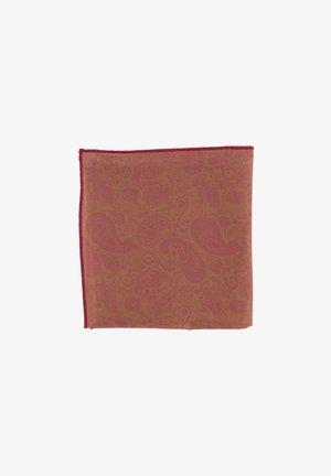 COSANOSTRA - Pocket square - gold