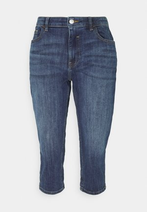 CAPRI - Shorts di jeans - blue denim
