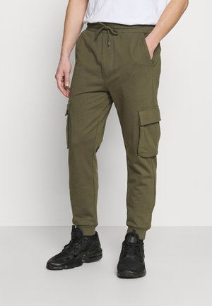 ONSKIAN KENDRICK PANT - Cargo trousers - olive night