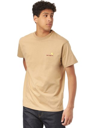 Basic T-shirt - dusty h brown