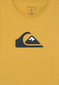 Quiksilver - LOGO  - Print T-shirt - rattan - 2