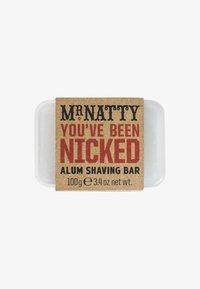 Mr Natty - ALUM SHAVING BAR - ALAUNSTEIN - Shaving - - - 0