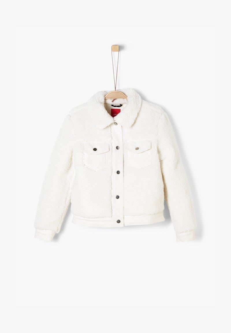 s.Oliver - Light jacket - cream