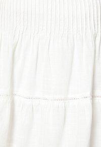 Madewell - SMOCKED BACK MINI PINTUCKS - A-line skirt - lighthouse - 4