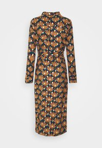 Vila - VIZINO MIDI DRESS - Shirt dress - navy blazer - 8