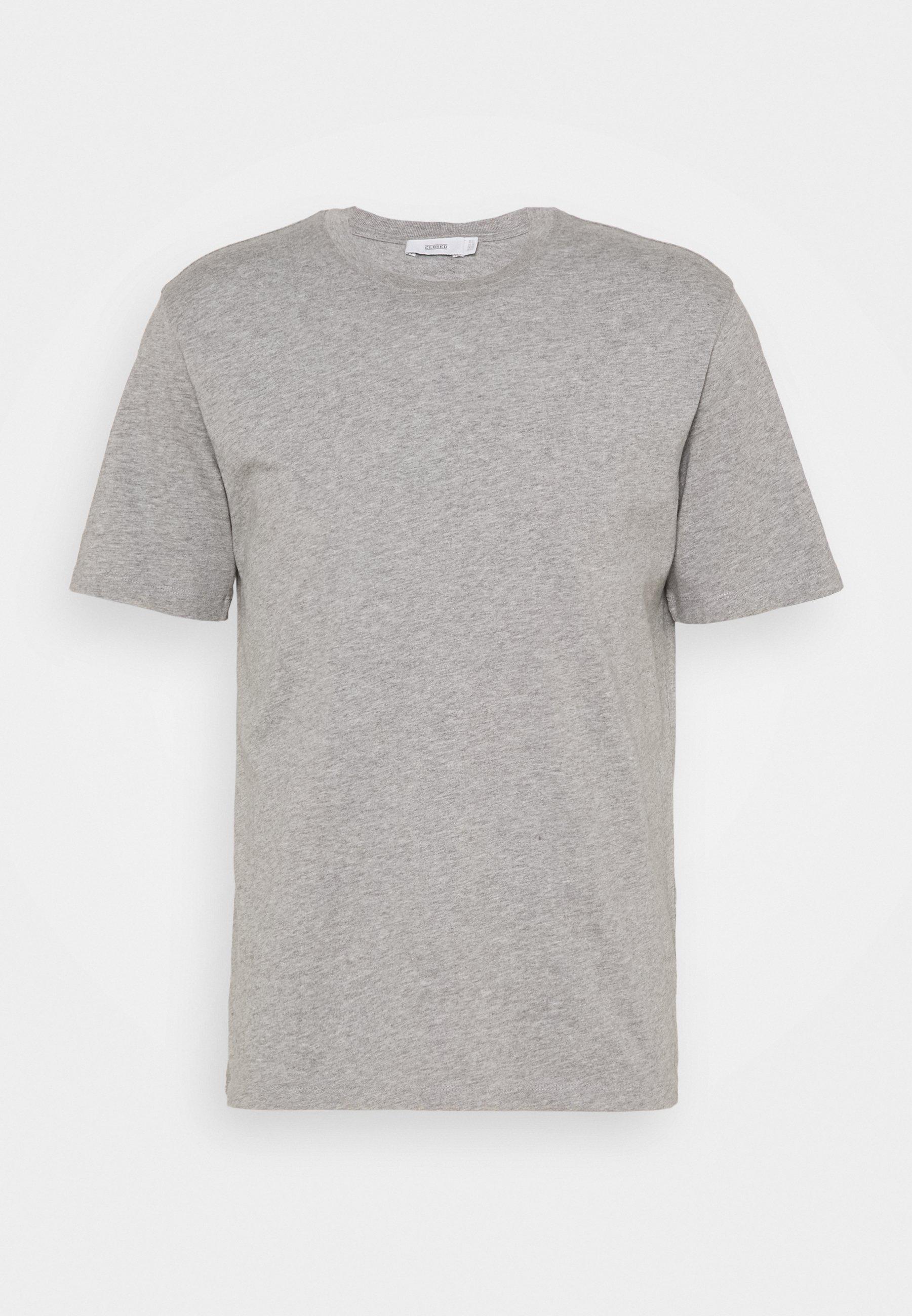 Men ROUND NECK  - Basic T-shirt