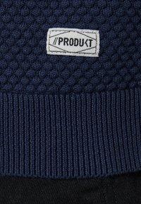 Produkt - PKTHNN  - Sweter - blues - 4