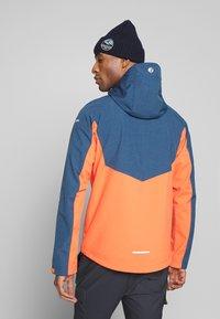 Icepeak - BARNES - Soft shell jacket - burned orange - 2