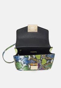 ALDO - BUGSY - Handbag - purple/light gold - 2