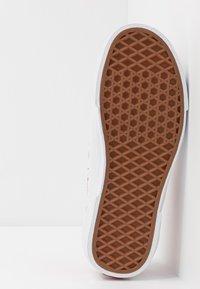 Vans - BESS  - Skate shoes - red/true white - 4