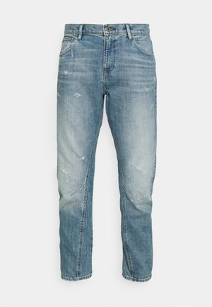 ARC 3D BOYFRIEND - Relaxed fit jeans - sun faded ice fog destroyed
