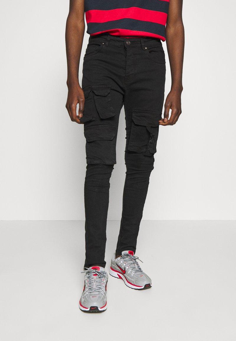 Brave Soul - Jeans Skinny Fit - black