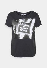 ONLMICKEY MOUSE OLD - Print T-shirt - phantom