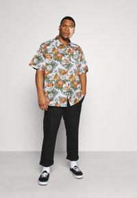 Jack´s Sportswear - PRINT TEE - T-shirts print - white - 1
