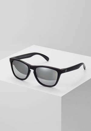 BODHI - Sunglasses - black/silver
