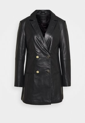 SUIT - Short coat - black