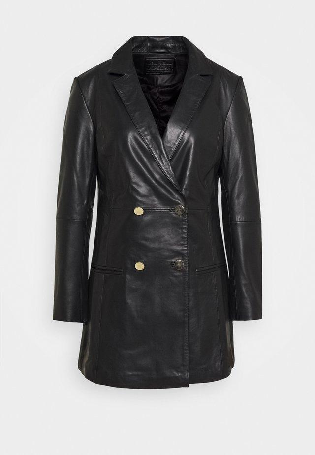 SUIT - Short coat - black