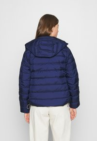 Levi's® - CORE PUFFER - Dunjakke - sea captain blue - 2