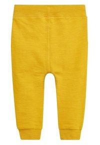 Next - Pantaloni sportivi - yellow - 1