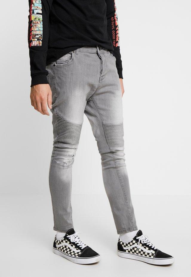 MALACHI - Jeans Skinny Fit - light grey