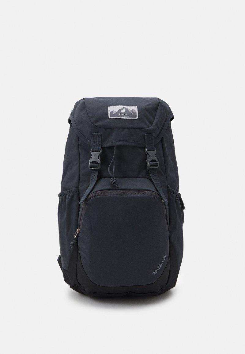 Deuter - WALKER 20 UNISEX - Rucksack - graphite/black