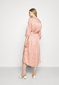 Expresso - DELPHINE - Shirt dress - coral - 2