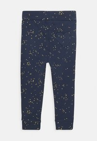 Noppies - SLIM FIT PANTS GARIES - Trousers - black iris - 1