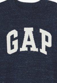 GAP - BOY LOGO - Jumper - navy - 3