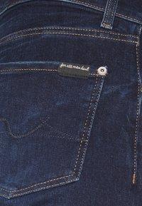 7 for all mankind - TEK ORION - Džíny Slim Fit - dark blue - 5