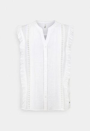 ISLA - T-shirt imprimé - off white