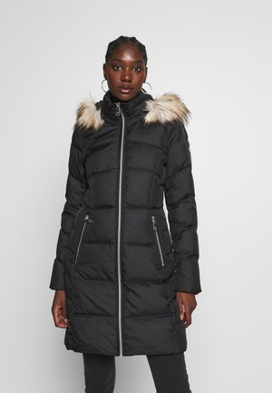 LUX POLY CORE WALKER TRADITIONAL - Down coat - navy/black