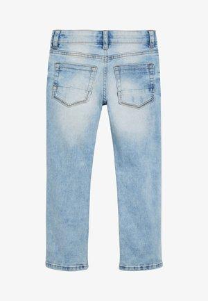 DENIM BLEACH REGULAR FIT FIVE POCKET JEANS (3-16YRS) - Slim fit jeans - blue