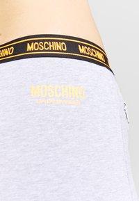 Moschino Underwear - SHORT PANTS - Pyjamasbukse - gray melange - 5