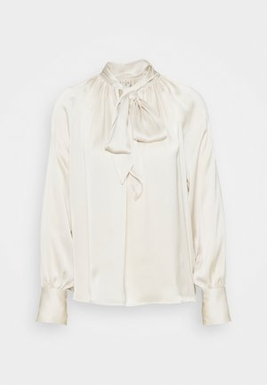 Blouse - white dusty