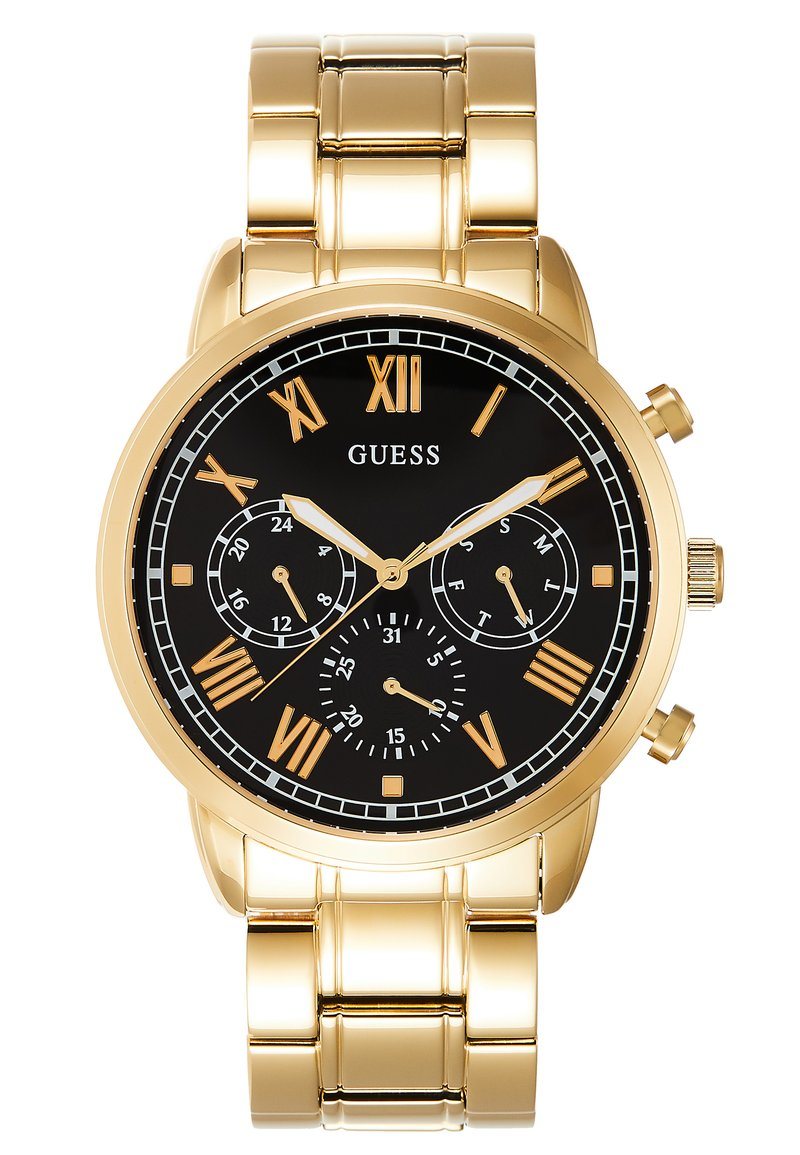 Guess - Chronograph - gold-coloured