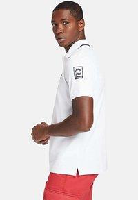 Timberland - Polo shirt - white - 3