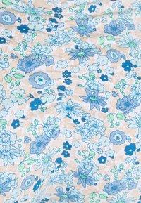 Cotton On Body - GATHERED BACKLESS BANDEAU GATHERED BUM FULL - Bikiny - light blue - 6