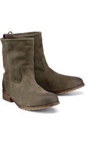 COX - GAUCHO - Ankle boots - khaki - 2