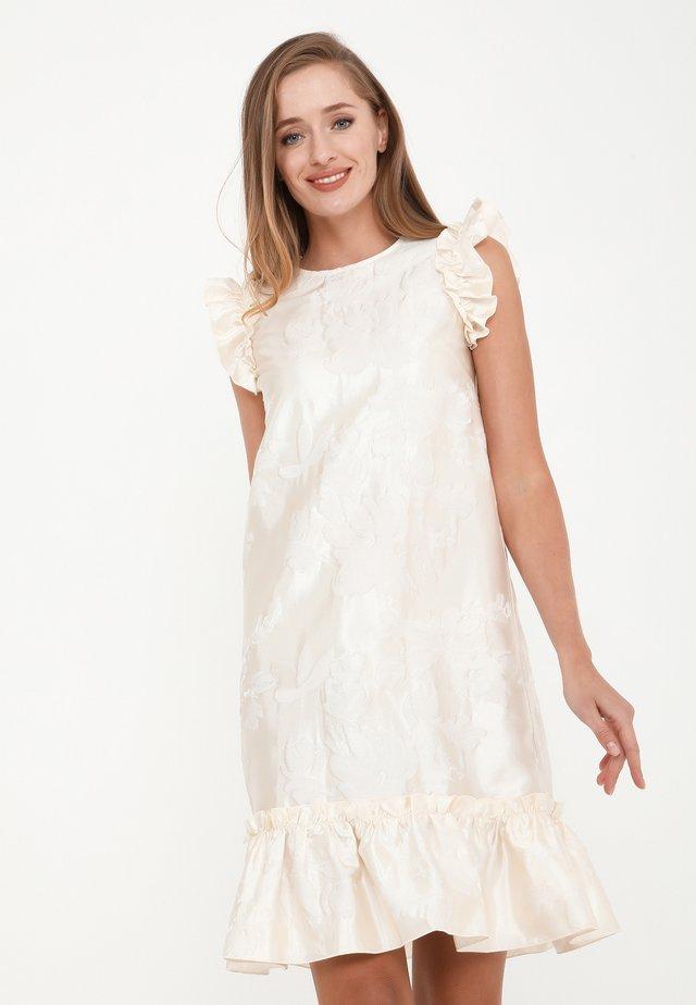 GRETA - Vestito estivo - beige
