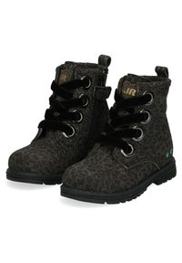Bunnies - TOSCA TROTS  - Lace-up ankle boots - antracite - 5