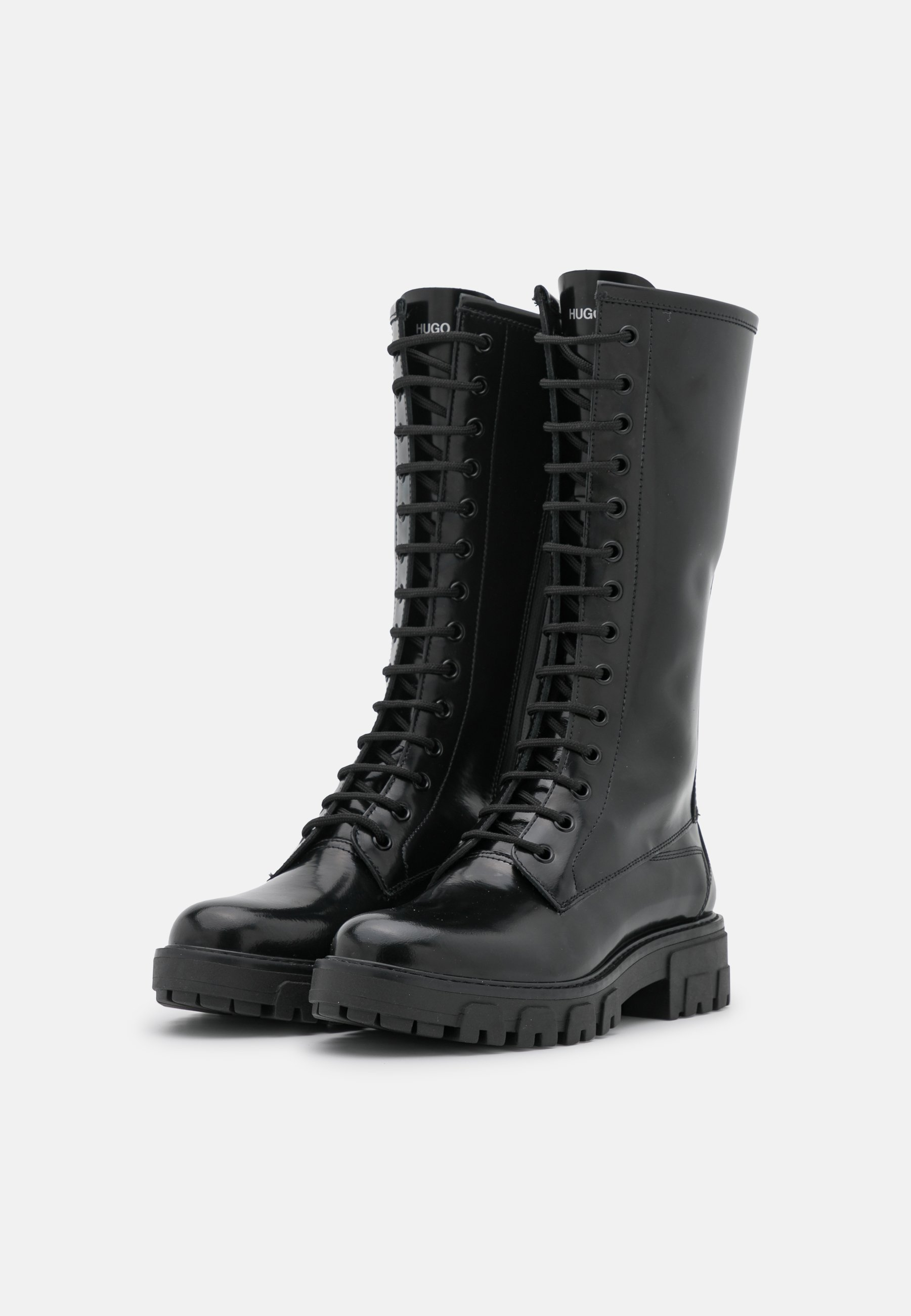 Women AXEL MID BOOT - Lace-up boots