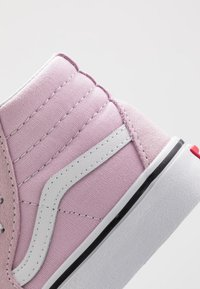 Vans - SK8 - Zapatillas altas - lilac snow/true white - 2