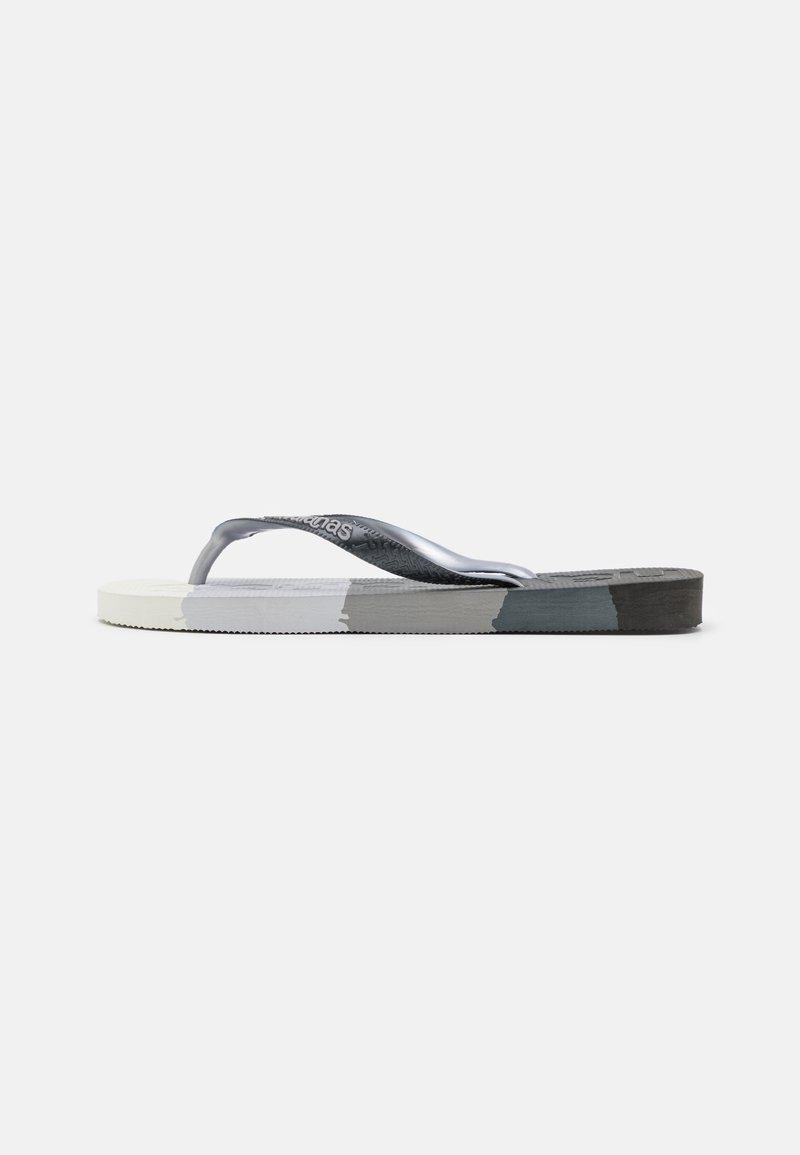 Havaianas - LOGOMANIA UNISEX - T-bar sandals - gradient black