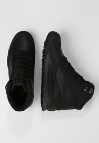 The North Face - EDGEWOOD 7   - Hiking shoes - black/dark - 1