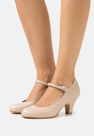 Classic heels - sol torrone