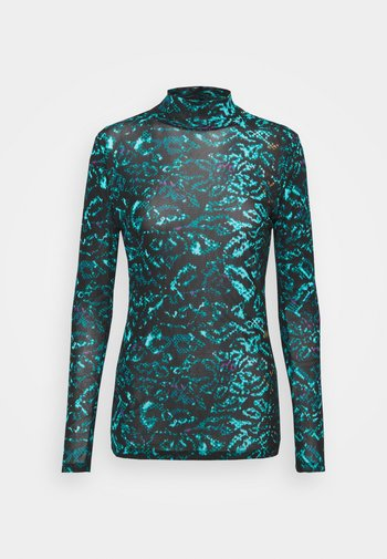 REMY - Long sleeved top - blue
