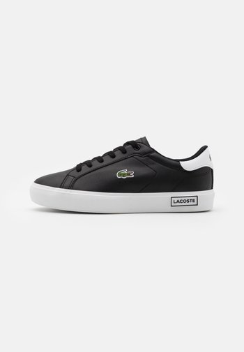 POWERCOURT 0721 - Sneakers basse - black/white