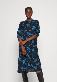 Lindex - DRESS MYNTA - Sukienka letnia - black - 0