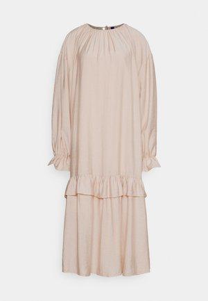 DAMARA DRESS - Vapaa-ajan mekko - oat